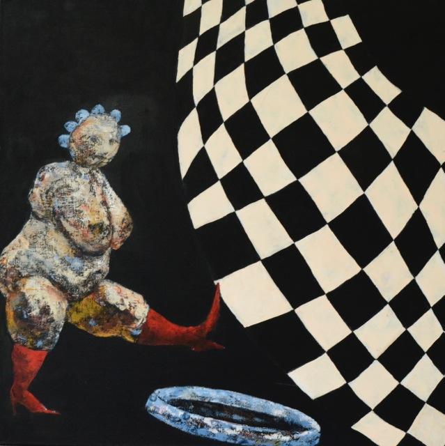 """Fru Willendorf: """"Et skridt ad gangen"""""""