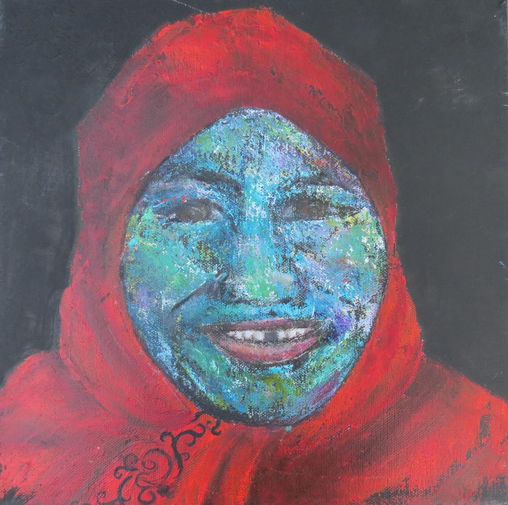 Fatima 30x30 cm