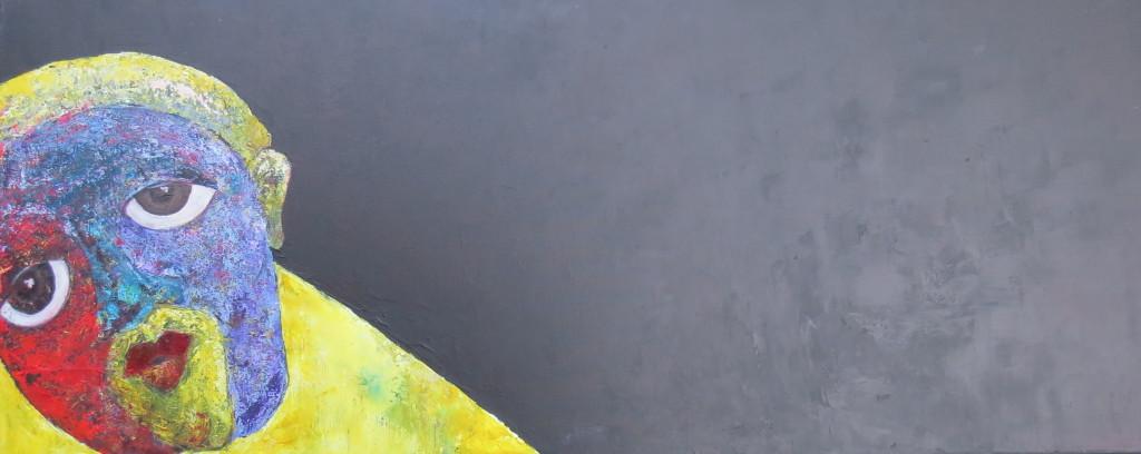Mister Kiongosi 50 x 120 cm