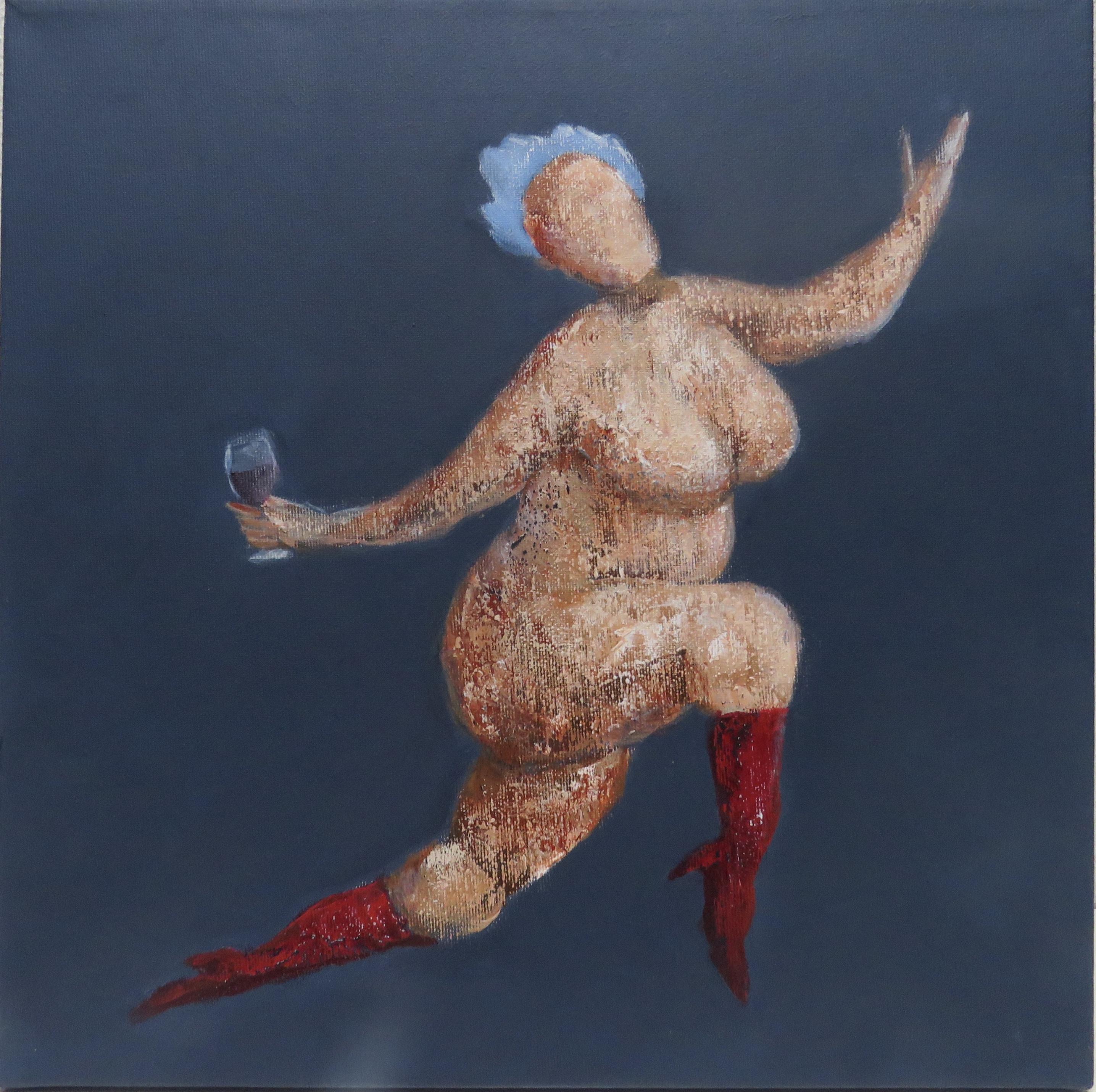 """Fru W. """"Vin og pølseben"""""""